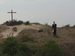 Herdenking op de Erebegraafplaats