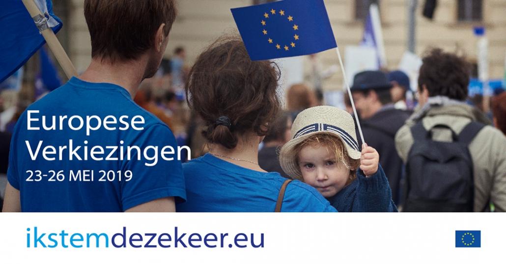 De Europese Verkiezingen 2019 en de Bevrijdingsfestivals