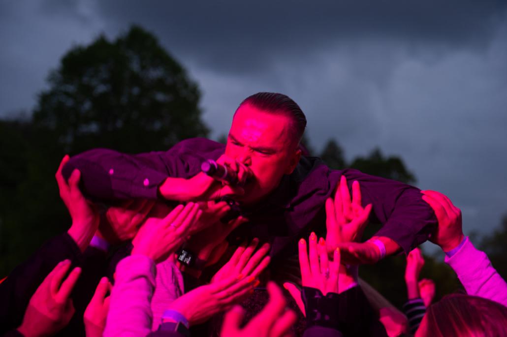 Uniek en vooral heel hard; hiphopgroep De Likt