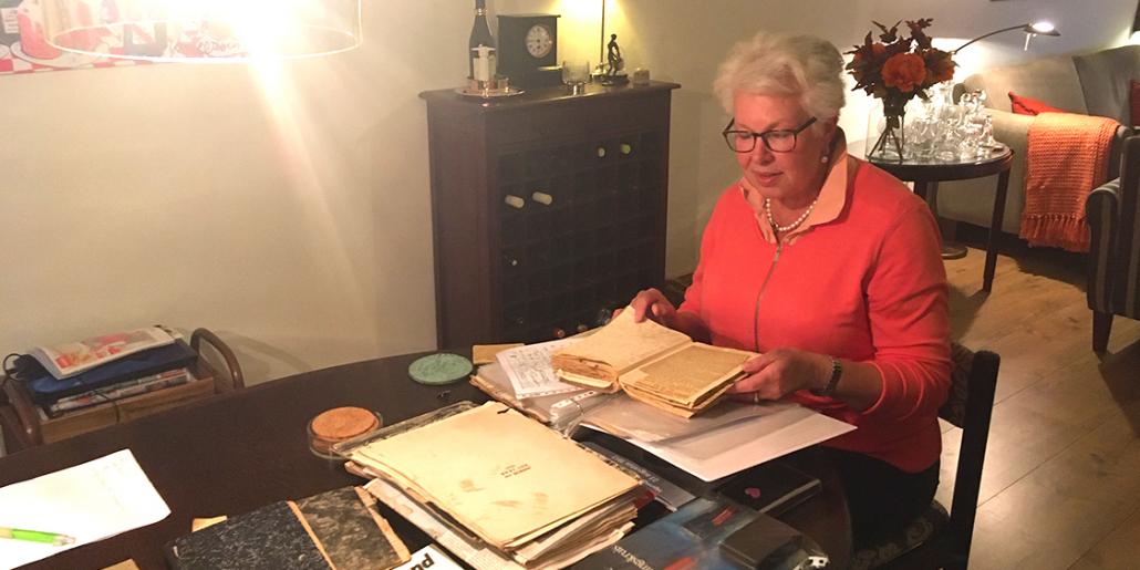 Haarlemse oorlogsdagboeken via Facebook te volgen